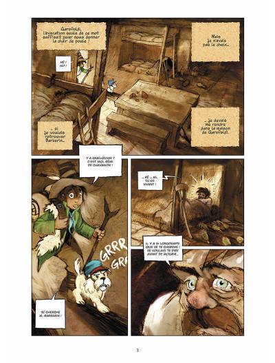 Page 4 sans famille tome 6 - l'héritage
