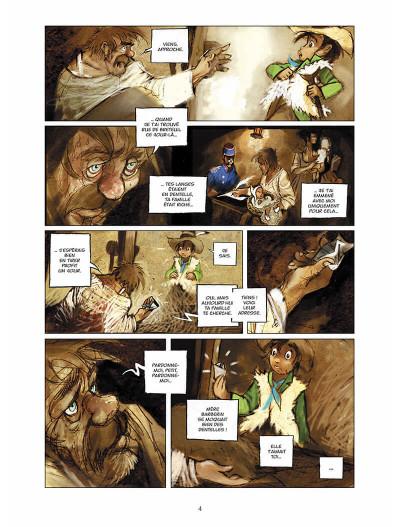 Page 5 sans famille tome 6 - l'héritage