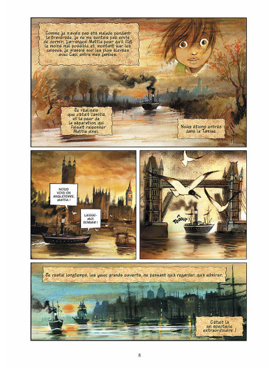 Page 9 sans famille tome 6 - l'héritage