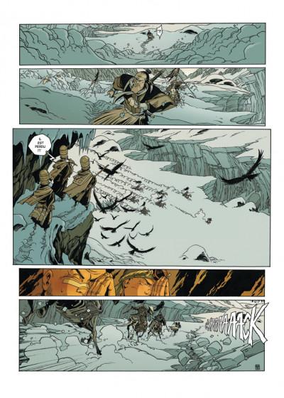 Page 1 okko tome 4 - le cycle de la terre tome 2/2