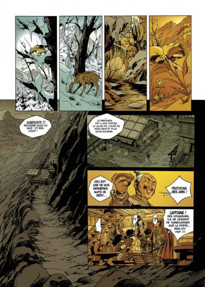 Page 2 okko tome 4 - le cycle de la terre tome 2/2