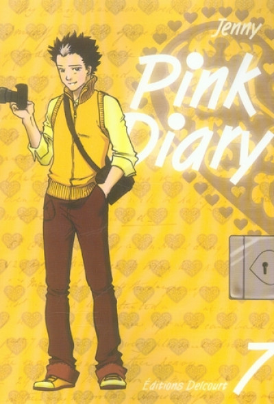 image de pink diary tome 7