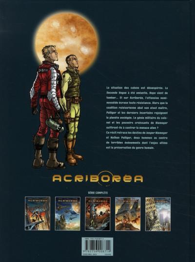 Dos acriboréa tome 5 - la directive arca