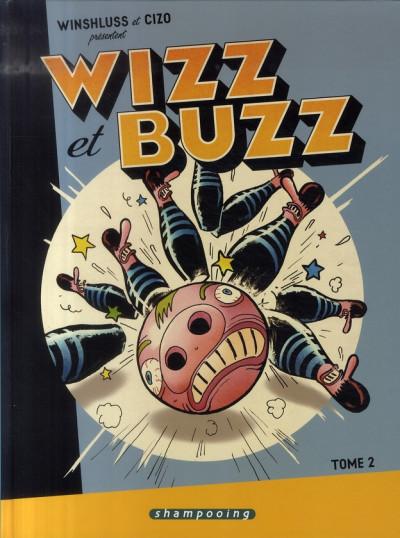 image de wizz et buzz tome 2
