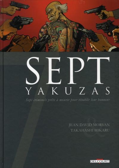 Couverture 7 yakuzas
