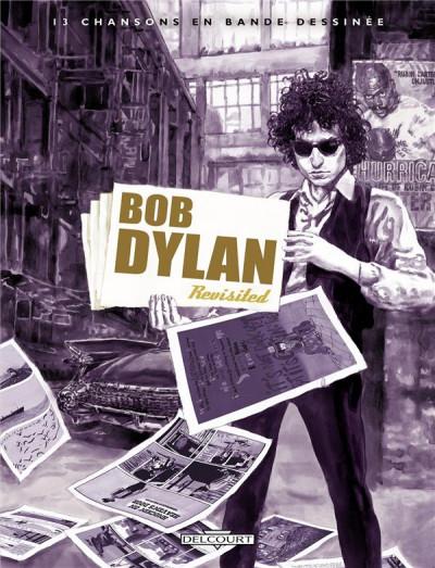 Couverture bob dylan revisited