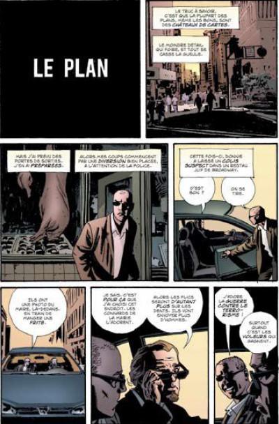Page 1 criminal tome 1 - lâche