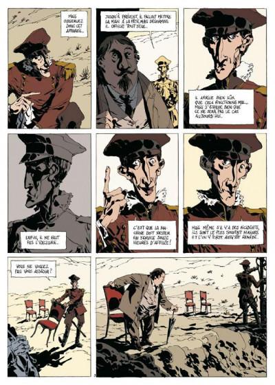 Page 2 dans la colonie pénitentiaire