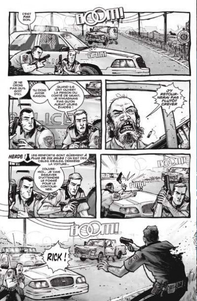 Page 1 Walking dead tome 1