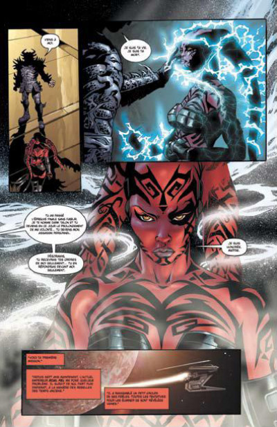 Page 3 star wars - legacy tome 1 - anéanti