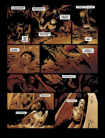 Page 2 le maître de jeu tome 5 - ennemi