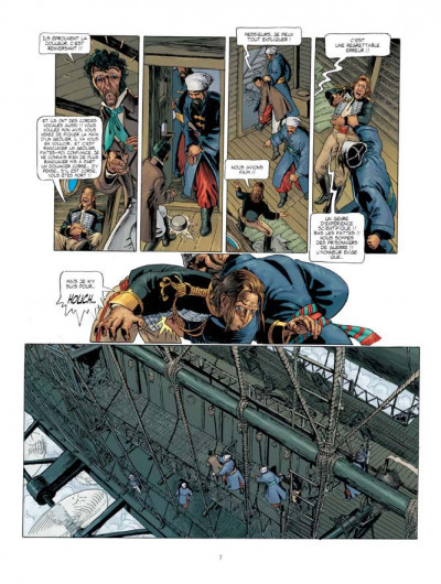 Page 4 empire tome 3 - opération suzerain