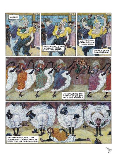 Page 0 le cabaret des muses tome 1 - au moulin-rouge - bordel des muses