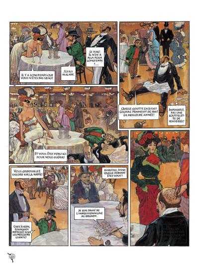 Page 5 le cabaret des muses tome 1 - au moulin-rouge - bordel des muses