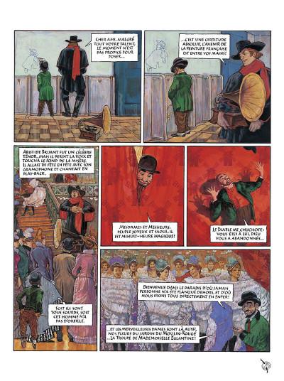Page 6 le cabaret des muses tome 1 - au moulin-rouge - bordel des muses