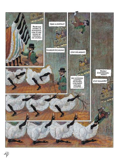 Page 7 le cabaret des muses tome 1 - au moulin-rouge - bordel des muses