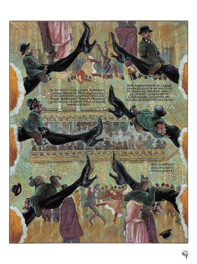 Page 8 le cabaret des muses tome 1 - au moulin-rouge - bordel des muses