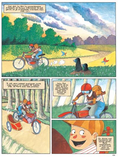Page 1 un drôle d'ange gardien tome 7 - le nuage-danse