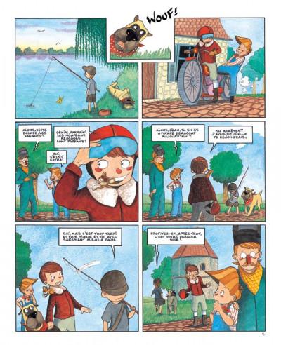 Page 2 un drôle d'ange gardien tome 7 - le nuage-danse
