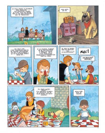 Page 4 un drôle d'ange gardien tome 7 - le nuage-danse