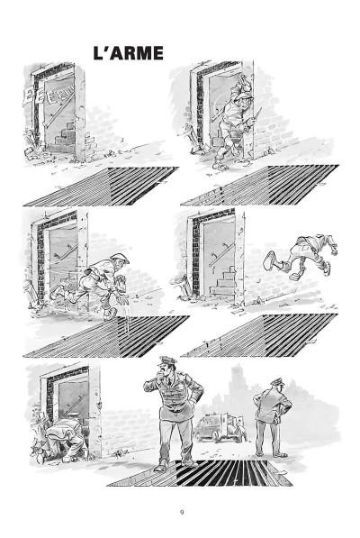 Page 0 new york trilogie tome 1 - la ville