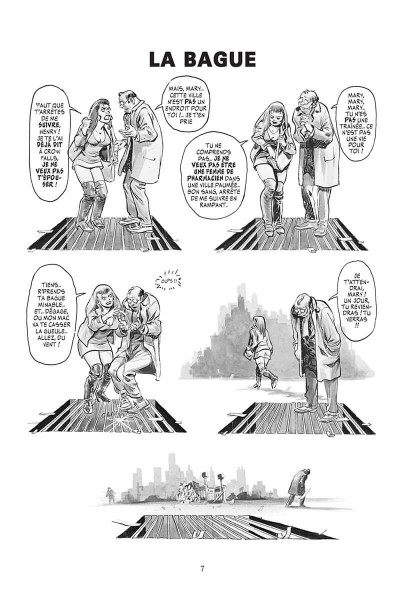 Page 8 new york trilogie tome 1 - la ville