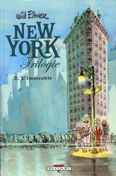 image de new york trilogie tome 2 l'immeuble