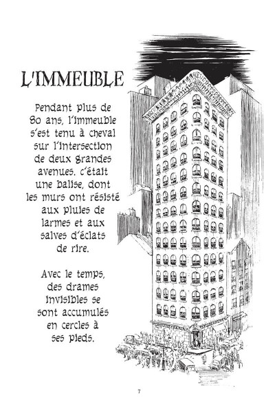 Page 8 new york trilogie tome 2 l'immeuble
