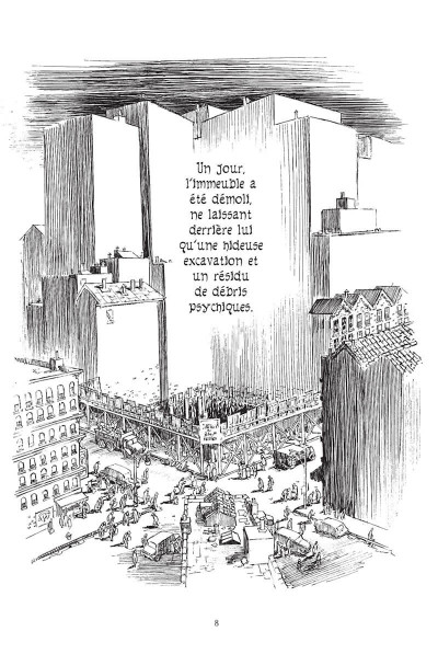 Page 9 new york trilogie tome 2 l'immeuble
