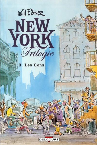 image de new york trilogie tome 3 - les gens