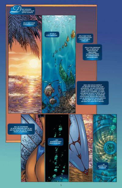Page 1 fathom - origines tome 2 - émergence
