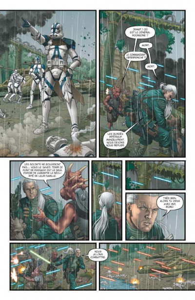 Page 1 star wars - dark times tome 1 - l'âge sombre