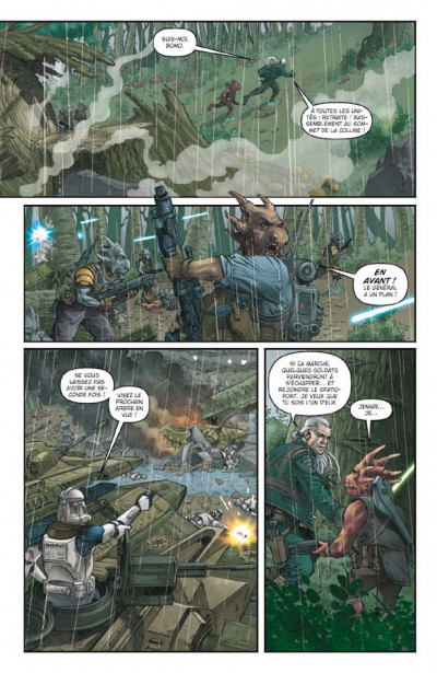 Page 3 star wars - dark times tome 1 - l'âge sombre