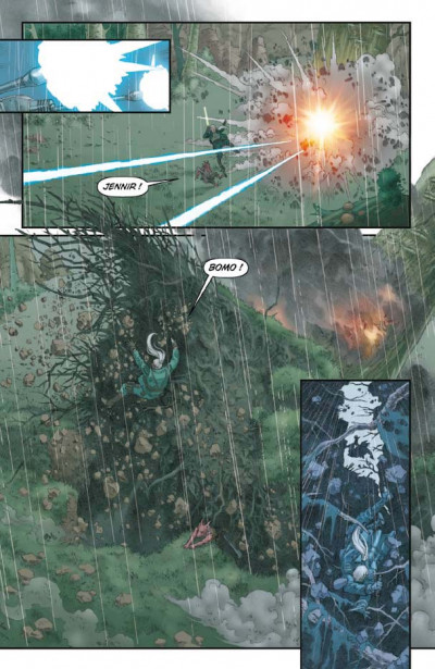 Page 4 star wars - dark times tome 1 - l'âge sombre