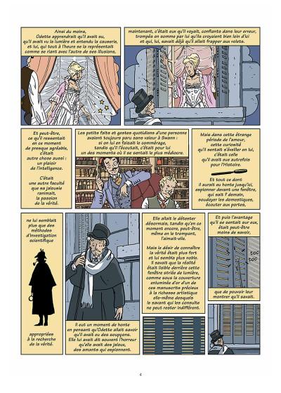 Page 5 À la recherche du temps perdu tome 5