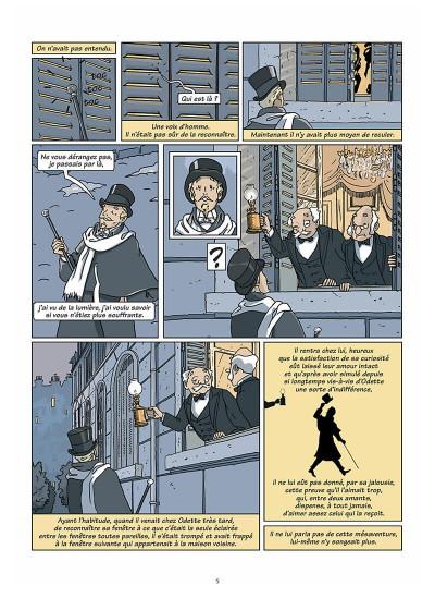 Page 6 À la recherche du temps perdu tome 5