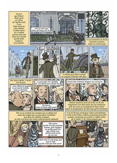 Page 8 À la recherche du temps perdu tome 5