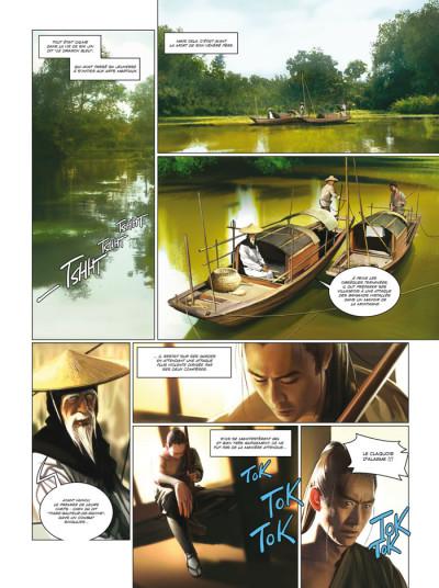 Page 1 au bord de l'eau tome 2
