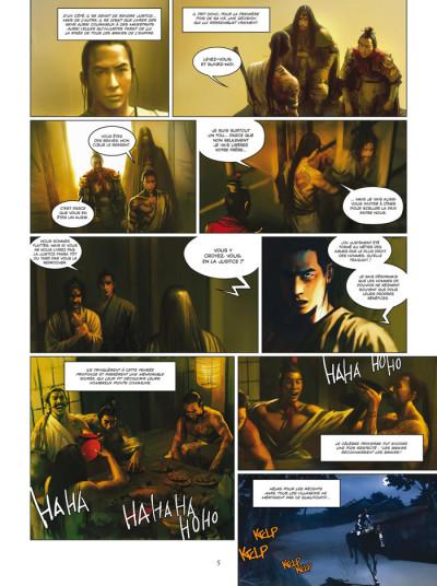 Page 3 au bord de l'eau tome 2