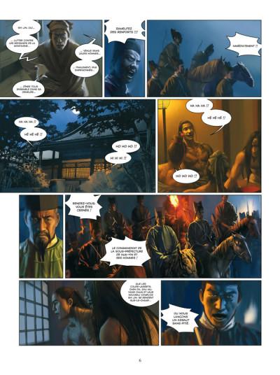 Page 4 au bord de l'eau tome 2
