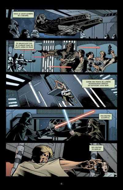 Page 7 star wars - infinities tome 1 - un nouvel espoir