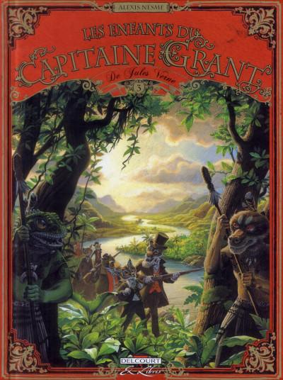 image de Les enfants du capitaine Grant, de Jules Verne tome 3