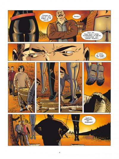 Page 2 golden cup tome 5 le baiser du dragon