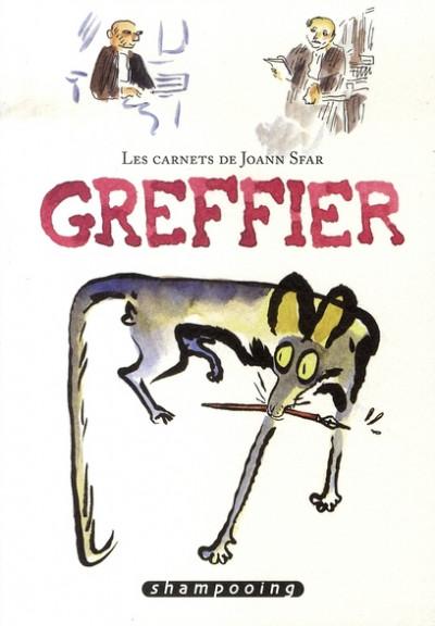 image de greffier