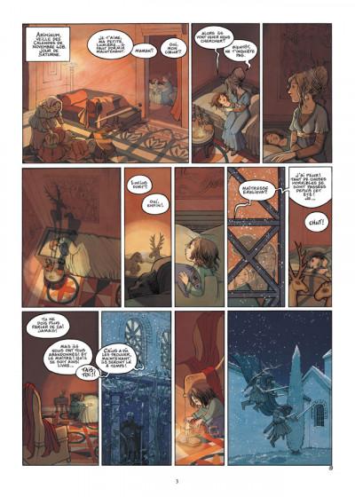 Page 1 la saga de Wotila tome 1 - le jour du prince cornu