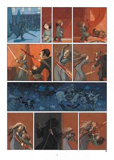 Page 2 la saga de Wotila tome 1 - le jour du prince cornu