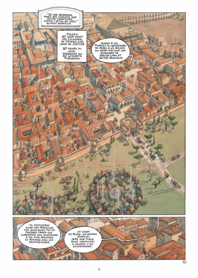 Page 4 la saga de Wotila tome 1 - le jour du prince cornu