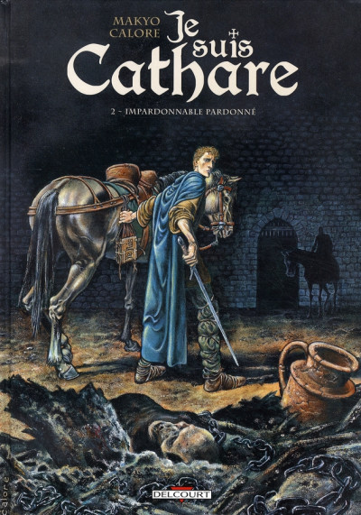 Couverture Je suis cathare tome 2