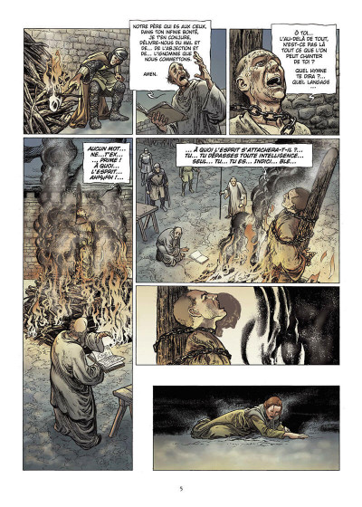 Page 6 Je suis cathare tome 2