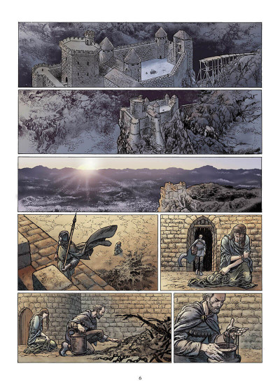 Page 7 Je suis cathare tome 2